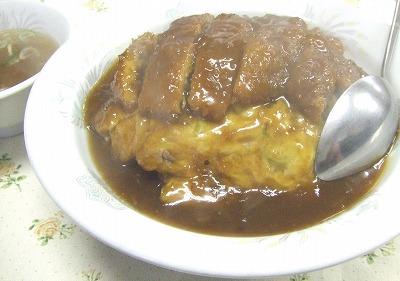 ボルガ天津丼